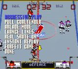 Wayne Gretzky and the NHLPA All-Stars SNES Gameplay options