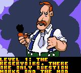 Inspector Gadget: Operation Madkactus Game Boy Color The chief