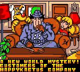 Inspector Gadget: Operation Madkactus Game Boy Color Peculiar, who is taking care of the cacti?