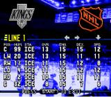 ESPN National Hockey Night SNES Edit lineup
