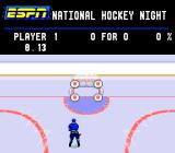 ESPN National Hockey Night SNES Hit the targets in the Shootout challenge.