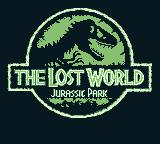 The Lost World: Jurassic Park Game Boy Title screen