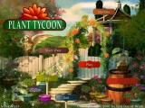 Plant Tycoon Windows Main menu