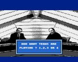 Saint and Greavsie Amiga Select how many players