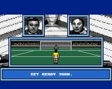 Saint and Greavsie Amiga Penalty shootout
