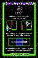 Neonscape iPhone How to play.