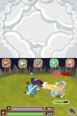 Spore Creatures Nintendo DS Fight!