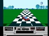 RoadBlasters NES Level complete!