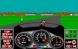 Pocket Rockets DOS Sharp turn! (EGA)