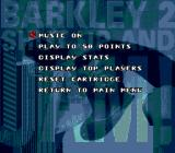 Barkley: Shut Up and Jam 2 Genesis Options