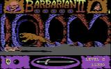 Axe of Rage Commodore 64 Stage 2 - A bad situation no matter how you look at it