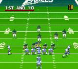 Madden NFL 97 SNES 1st and 10 Panthers