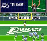 Madden NFL 97 SNES Boo!