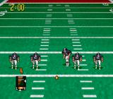 Pro Quarterback SNES Kick off