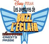 Title screen (French version)