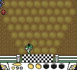 Disney•Pixar Buzz Lightyear of Star Command Game Boy Color I made it to the end of the level.