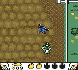 Disney•Pixar Buzz Lightyear of Star Command Game Boy Color I defeated the enemy.