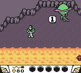 Disney•Pixar Buzz Lightyear of Star Command Game Boy Color I defeated Gravatina.