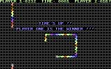 Arcade Classics Commodore 64 Snakes - Time's up