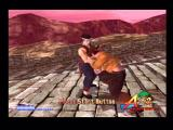 Virtua Fighter 3tb Dreamcast Attract 1