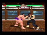 Virtua Fighter 3tb Dreamcast In Game 1