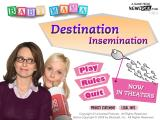 Baby Mama: Destination Insemination Browser Title screen