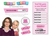 Baby Mama: Destination Insemination Browser High score, spam your friends!