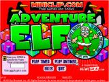 Adventure Elf Browser Title screen