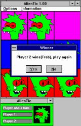 AlienTic Windows 3.x Looks like Trab outsmarted Asil! He won!