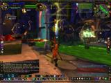 World of Warcraft: Wrath of the Lich King Windows A view an Alliance player doesn't see every day.
