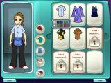Diner Dash: Hometown Hero Windows Flo's Closet. We can change Flo's clothes.
