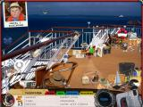 Mr. Biscuits: The Case of the Ocean Pearl Windows Ship deck