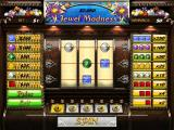 Jetsetter Windows The Jewel Madness slot machine.