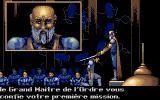 Dominium Atari ST You became a Knight of Galactic New Round Table