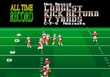 College Football USA 96 Genesis An all time record is made