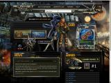 Planetstorm Browser Game page