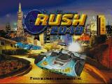 San Francisco Rush 2049 Nintendo 64 Title screen