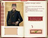 Secret Missions: Mata Hari and the Kaiser's Submarines Windows Captain Georges Ladoux profile