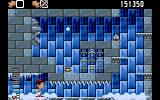 Arabian Nights Amiga Statues throwing snowballs