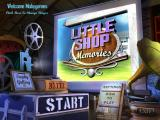 Little Shop: Memories Windows Main menu