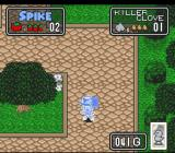 The Twisted Tales of Spike McFang SNES Using a card to perform a magic trick.