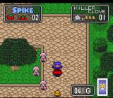 The Twisted Tales of Spike McFang SNES Turning those enemies into harmless critters.