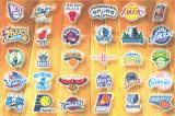 Backyard Basketball Game Boy Advance Every NBA team's logo