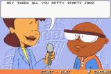 Backyard Basketball Game Boy Advance Your announcers