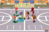Backyard Basketball Game Boy Advance Game start