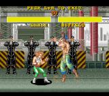 Power Instinct SNES Practice fighting any opponent in the game.