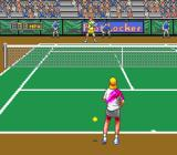 David Crane's Amazing Tennis Genesis The speed of the ball was 71 mph