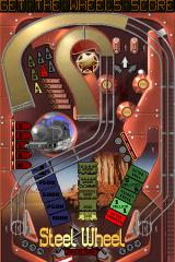 Pinball Dreams iPhone Steel Wheel level with improved graphics