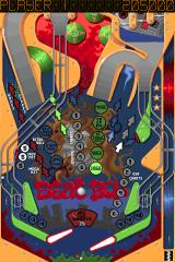 Pinball Dreams iPhone Beat Box level with original graphics
