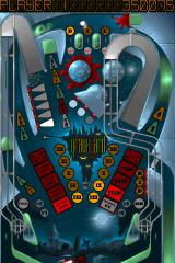 Pinball Dreams iPhone Nightmare level with improved graphics